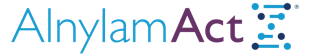 Alnylam Act - Logo - Genetic Testing